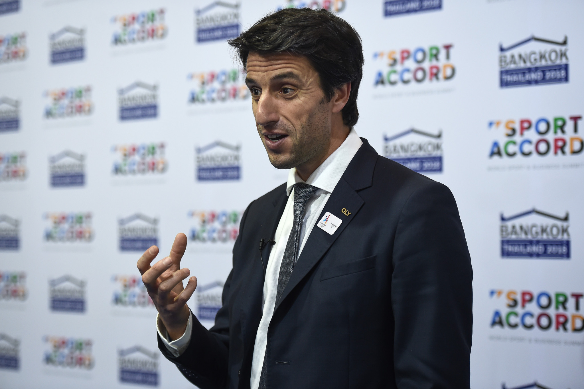 Estanguet claims still time to change Paris 2024 concept after cost concerns