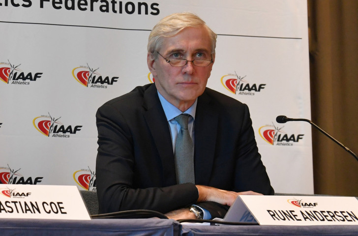 Rune Andersen is head of the IAAF Taskforce charged with overseeing Russia's compliance with anti-doping requirements before its track and field athletes can be reinstated to international competition ©Getty Images