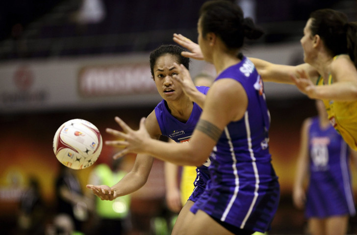 Samoa head the table in the Oceania Qualifier for the 2019 Netball World Cup after winning their second match ©Getty Images