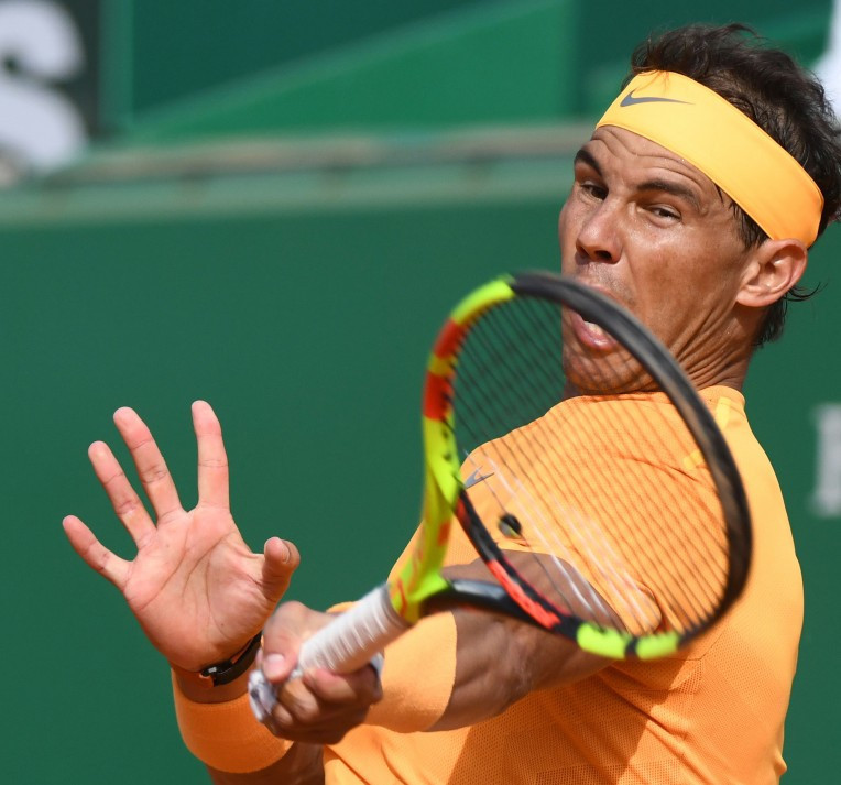 Nadal back with a win at Monte Carlo Masters - and Djokovic joins him in round three