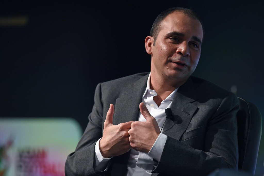 Prince Ali of Jordan has confirmed his intention to run for FIFA President