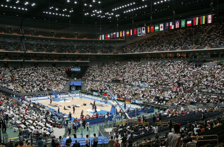 Basketball is to be moved outside Tokyo to Saitama's 37,000 Super Arena