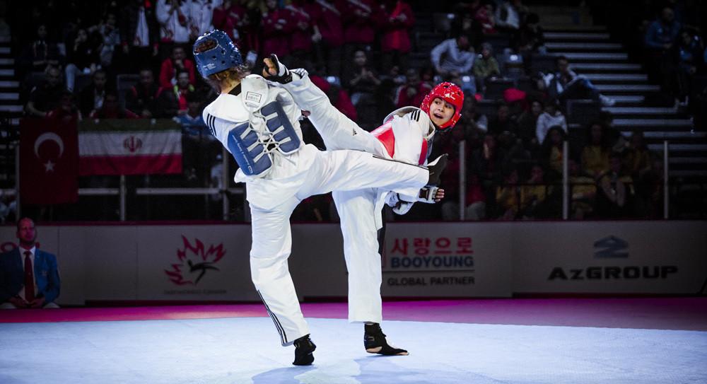 Israeli athletes were banned by from competing in World Taekwondo's World Junior Championships in Tunisia ©World Taekwondo