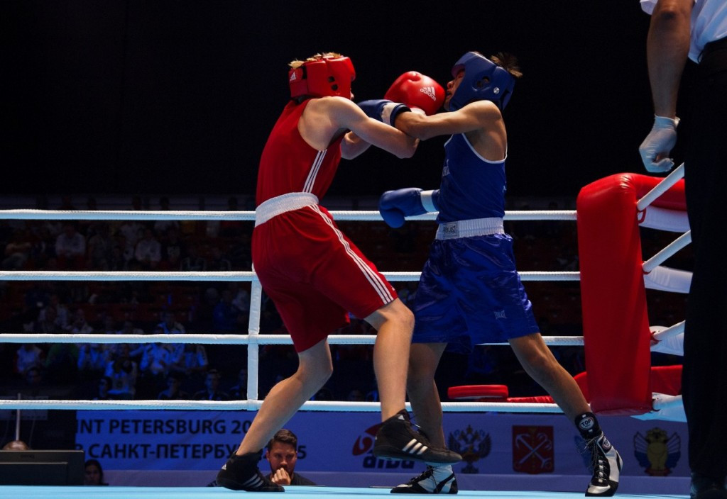 The quarter finals are next up at the Junior World Boxing Championships