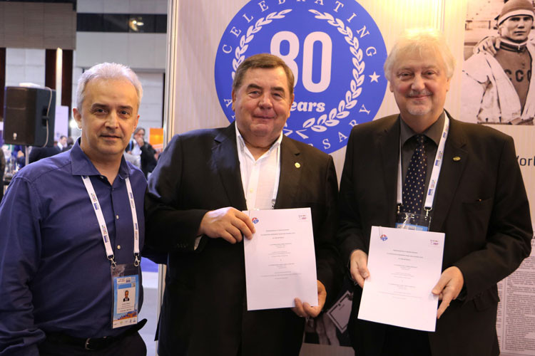 FIAS signs Memorandum of Understanding with International School Sport Federation