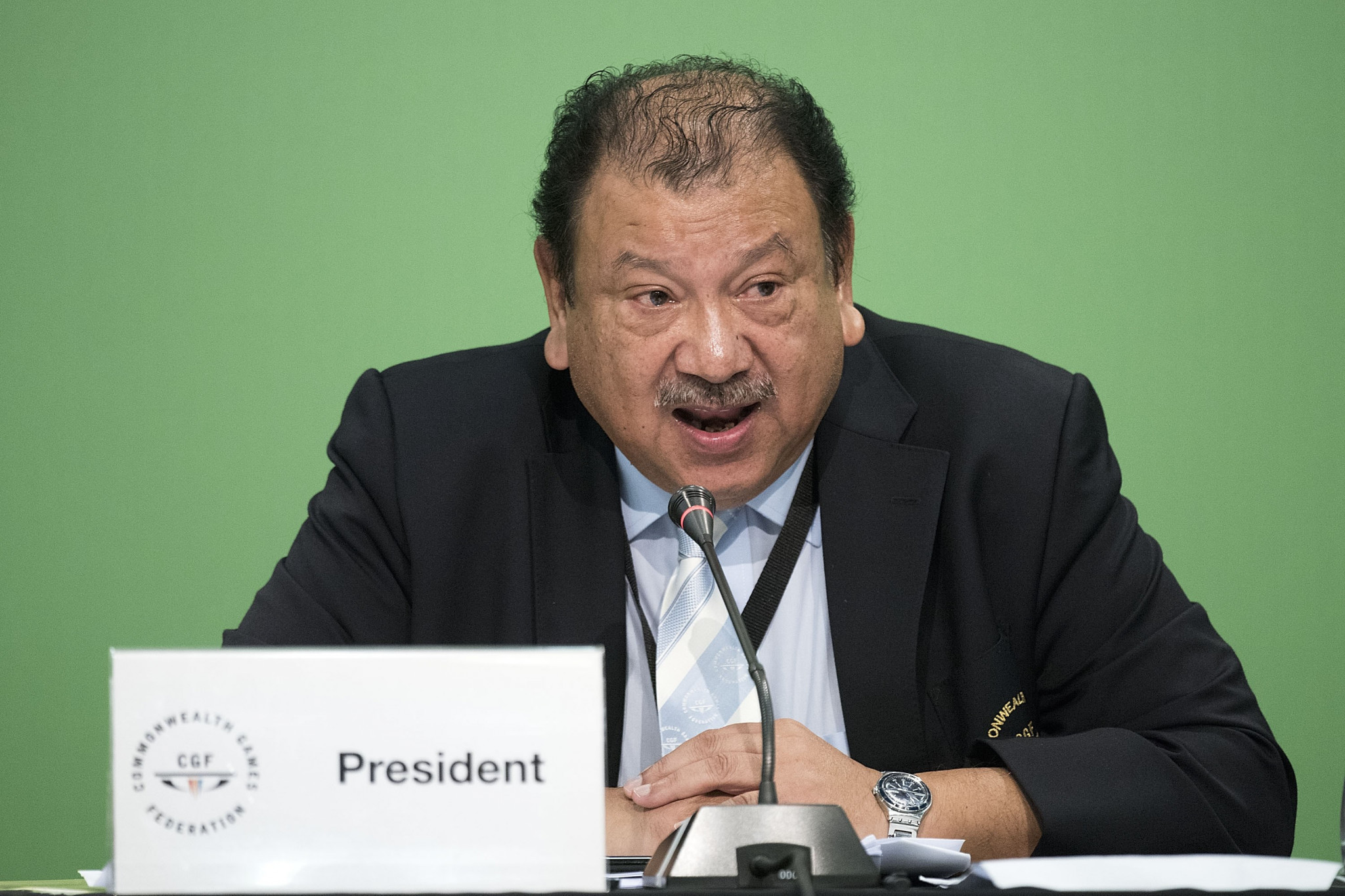 The departure of Tunku Imran is slowing the process to confirm a Kuala Lumpur Commonwealth Games bid ©Getty Images