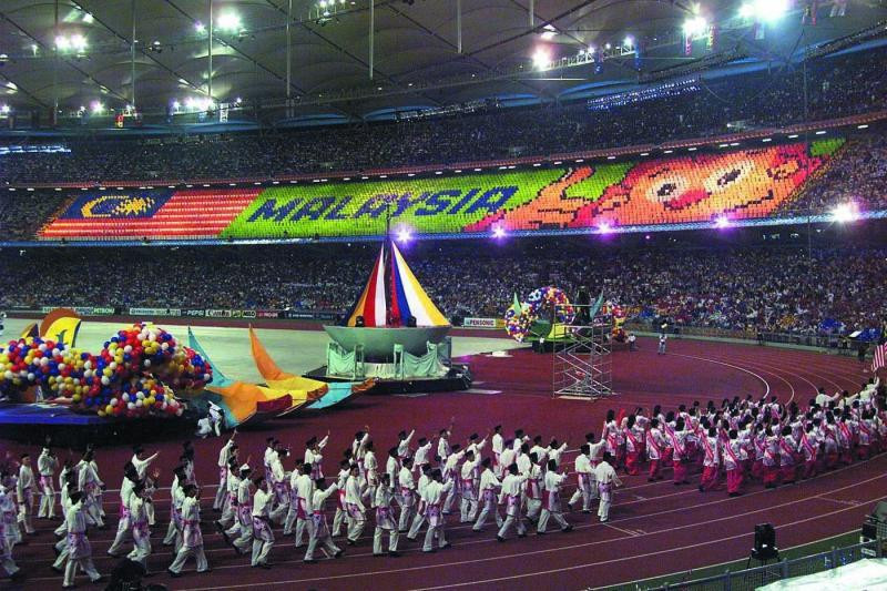The 1998 Commonwealth Games were held in Kuala Lumpur ©Getty Images