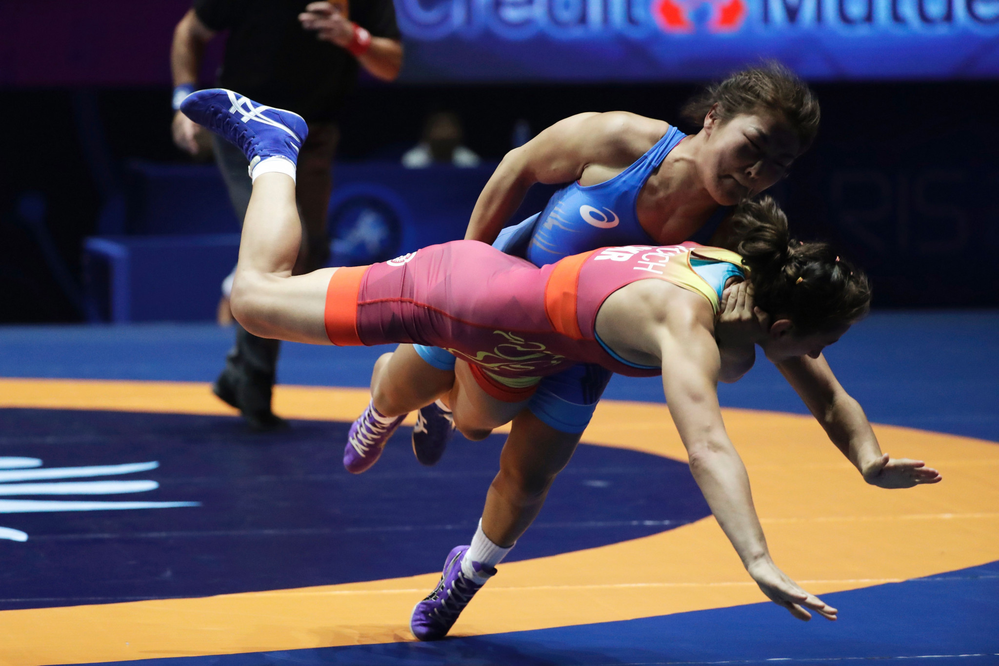 Ukraine to compete at European Wrestling Championships in Russia after Government lift ban