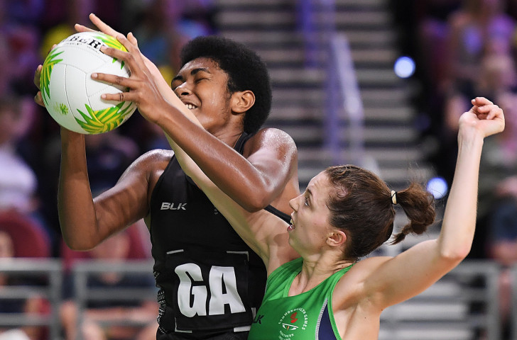 Fiji's 55-38 win over Cook Islands moved them to the top of the table in the Oceania Qualifier for next year's Netball World Cup in Liverpool ©Getty Images