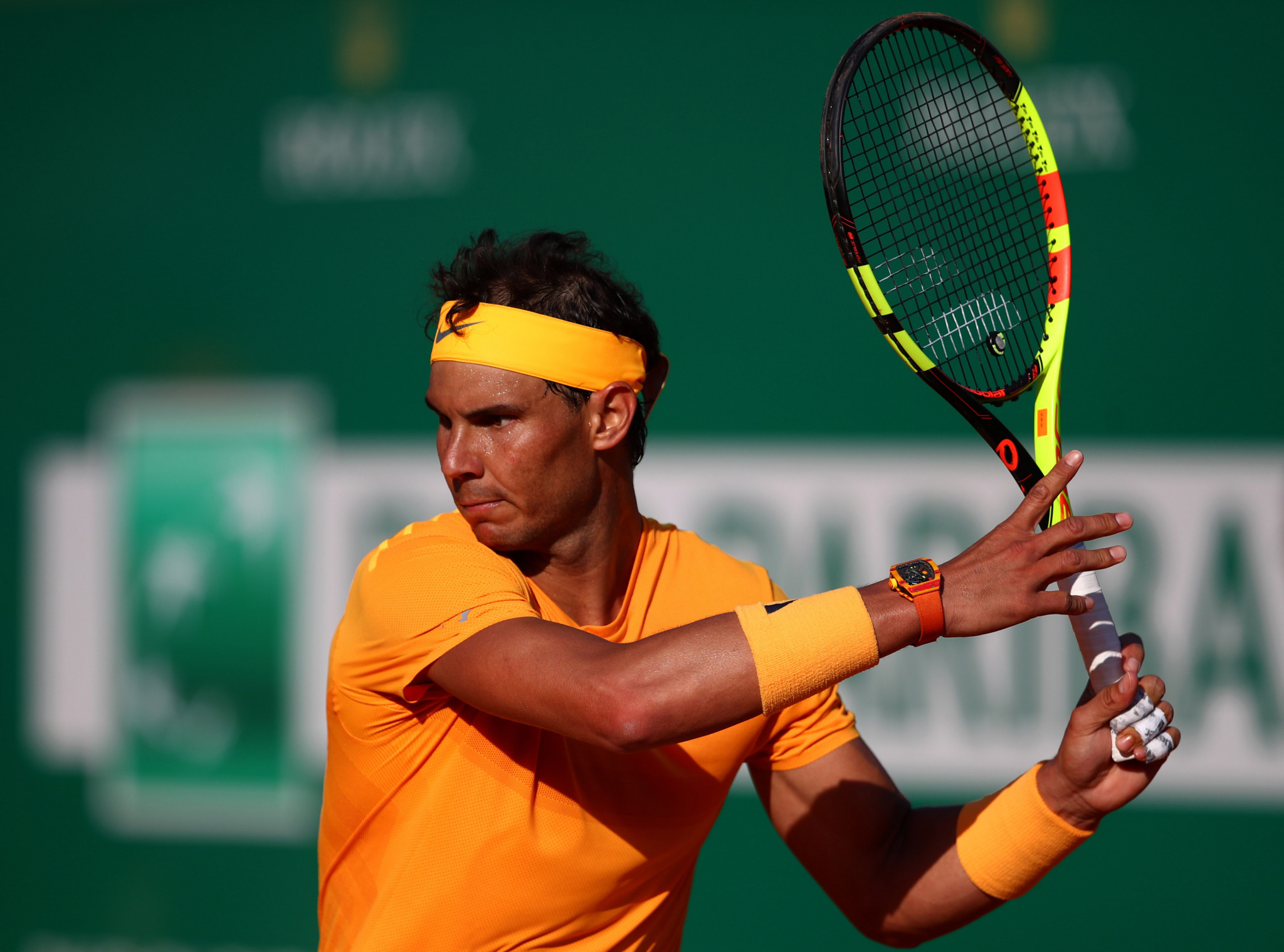 Nadal still heading for 11th Monte Carlo win, but Djokovic makes an early exit