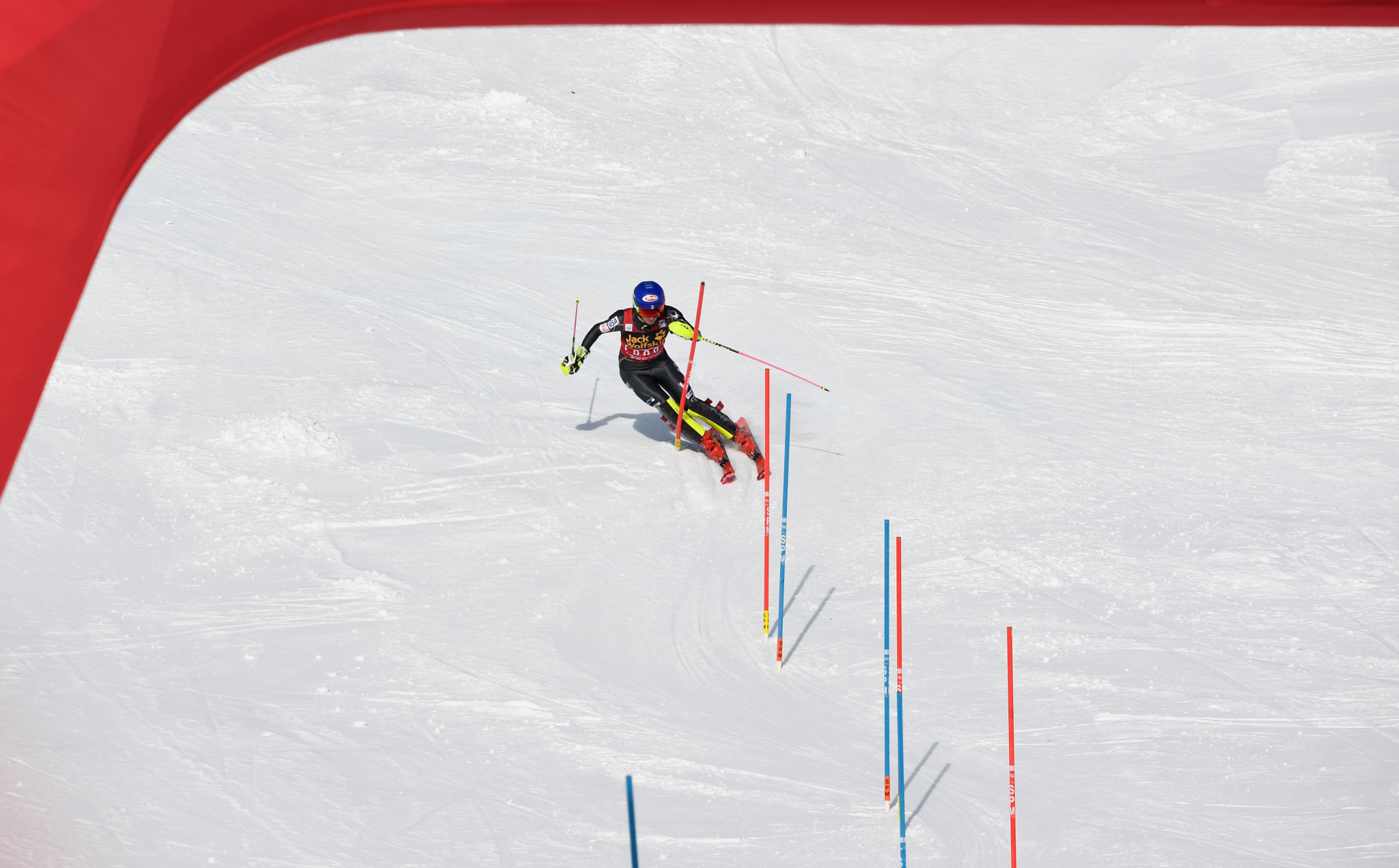 Jesse Hunt will work closely with American Alpine athletes such as Mikaela Shiffrin ©Getty Images