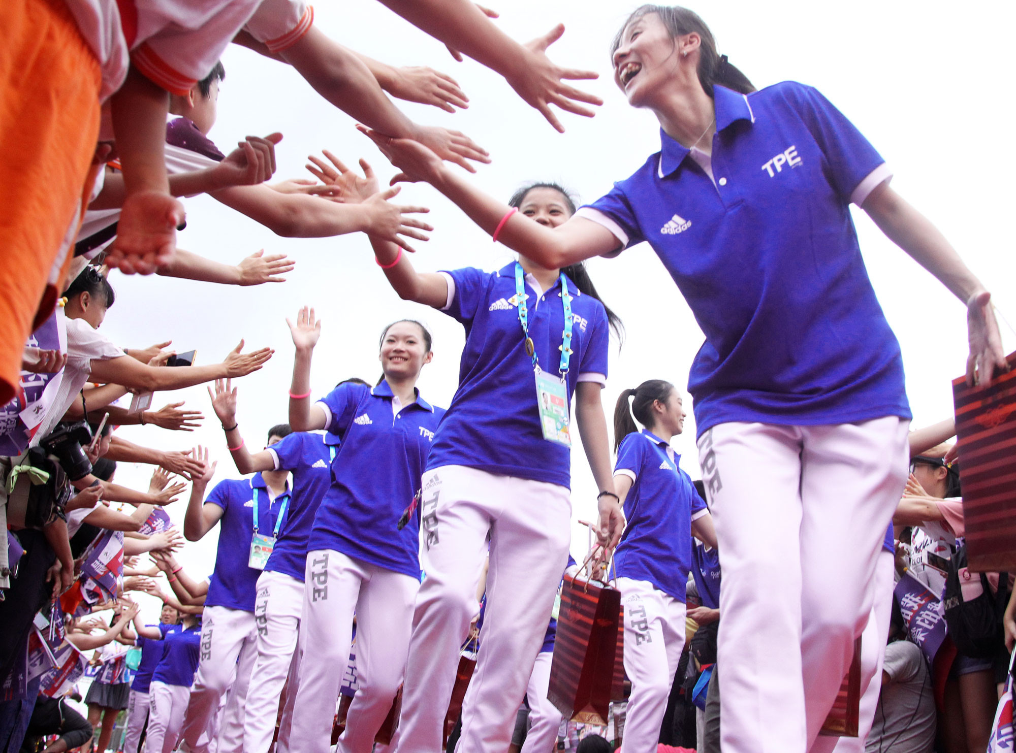 A study on the Taipei 2017 Summer Universiade has revealed that the event generated an economic impact of TWD$4.550 billion ©FISU