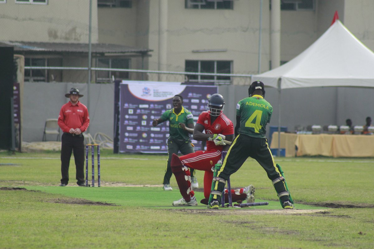 Nigeria beat Gambia at World T20 Africa Qualifier A