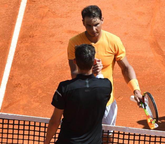 Nadal bulls past Thiem to reach Monte Carlo Masters semi-final