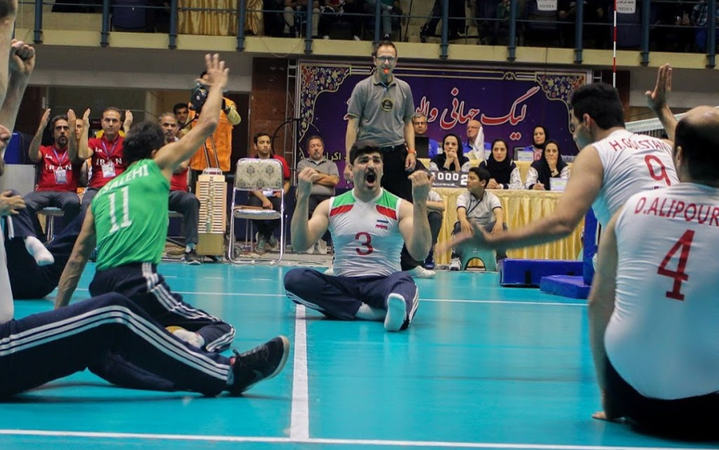 Iran beat Bosnia and Herzegovina in key match at World Super 6 sitting volleyball in Tabriz