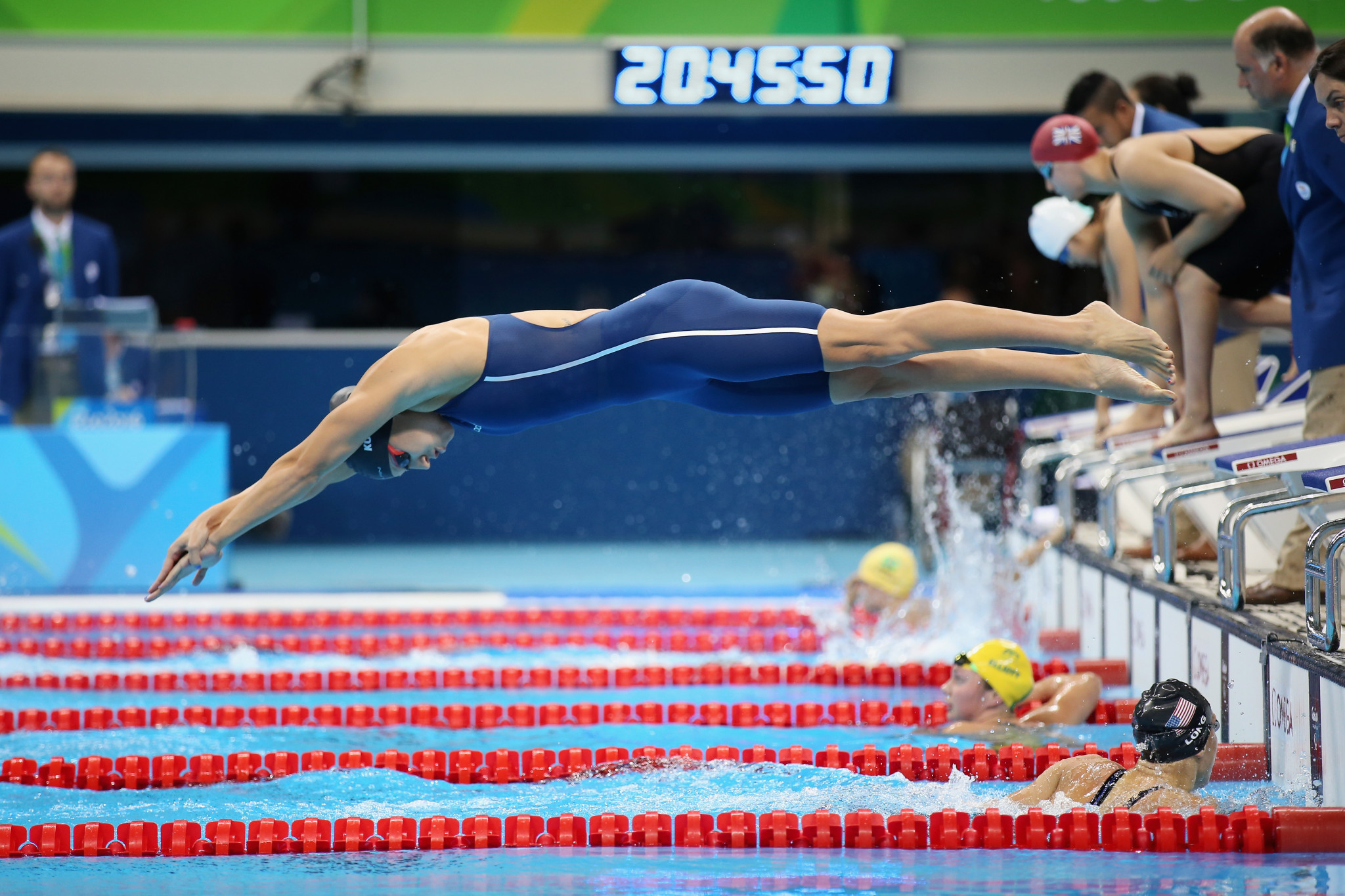 United States enjoy another good day at World Para Swimming World Series in Indianapolis