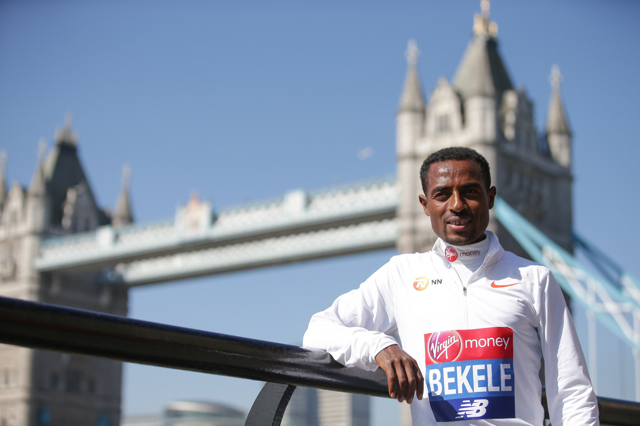 Ethiopia's Kenenisa Bekele is expected to be among the main rivals trying to stop Kenya's Eliud Kipchoge win a third London Marathon title in four years but the weather could also be a factor ©Getty Images