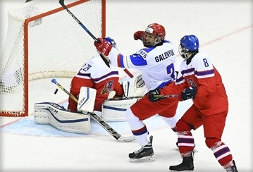 Russia claim second straight win with victory over Czech Republic at IIHF U18 World Championship