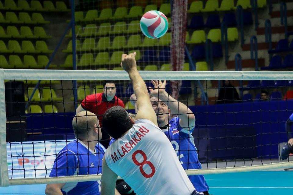 Hosts Iran maintain unbeaten record in Tabriz World Super 6 sitting volleyball event