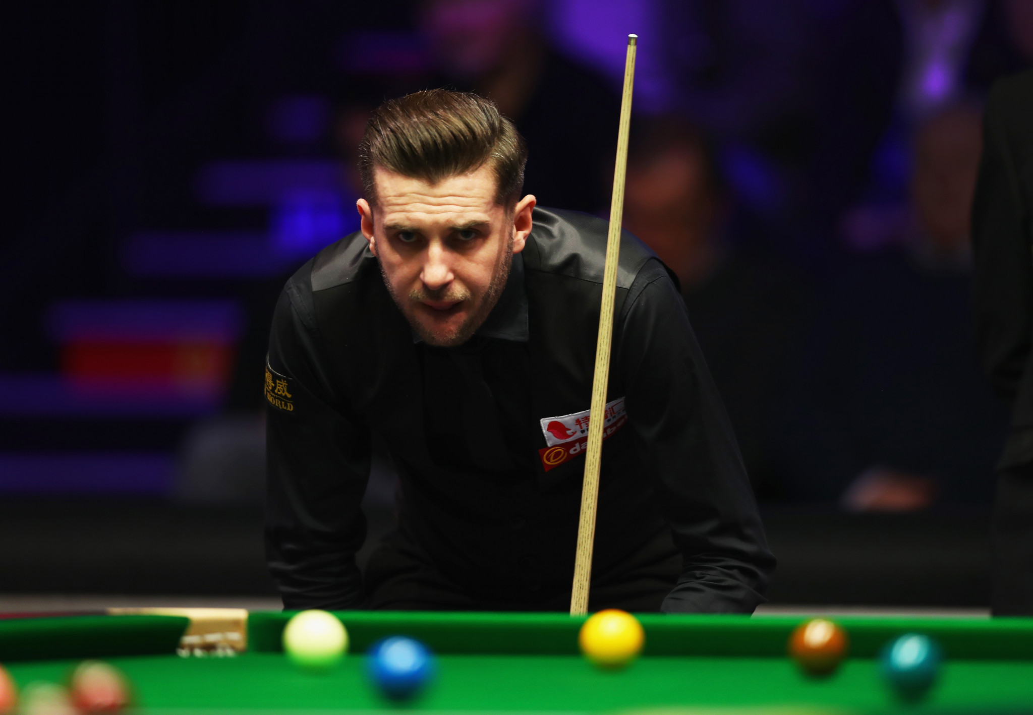 Selby crashes out of World Snooker Championship after shock defeat to Perry