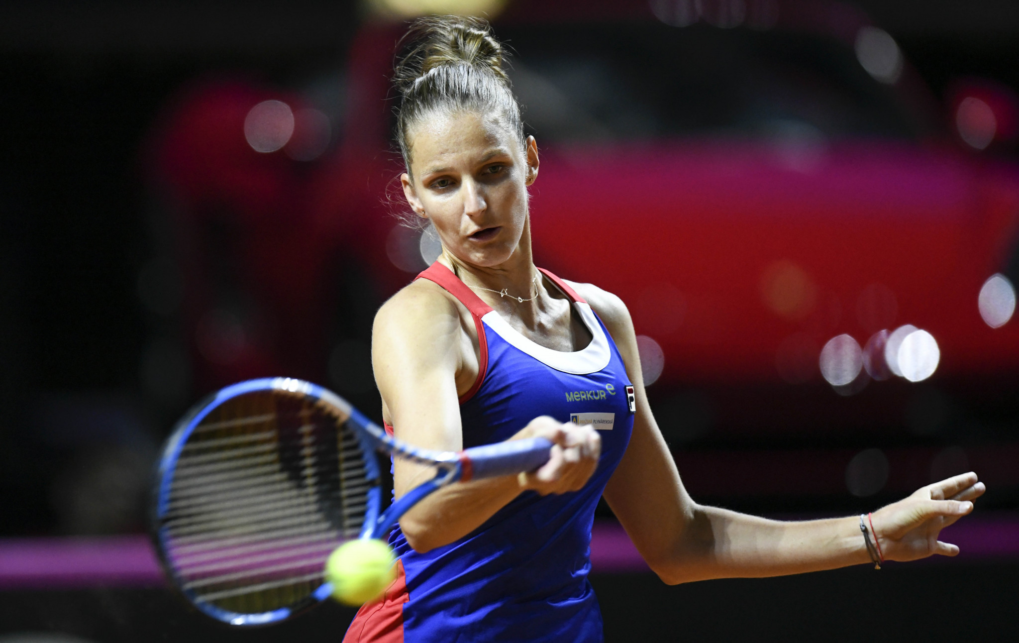 Czech Republic on brink of place in Fed Cup final