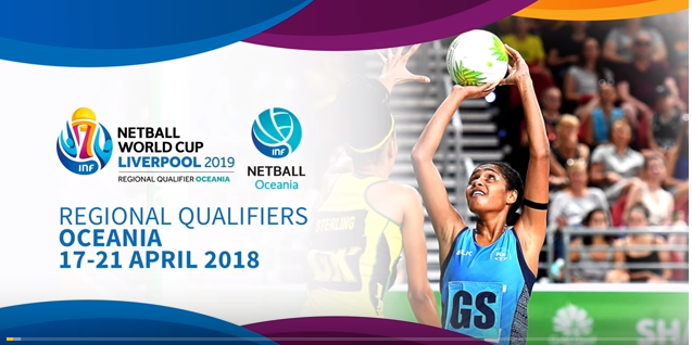 Samoa beat Fiji to finish top of the group in the Oceania Qualifier for the 2019 Netball World Cup ©INF