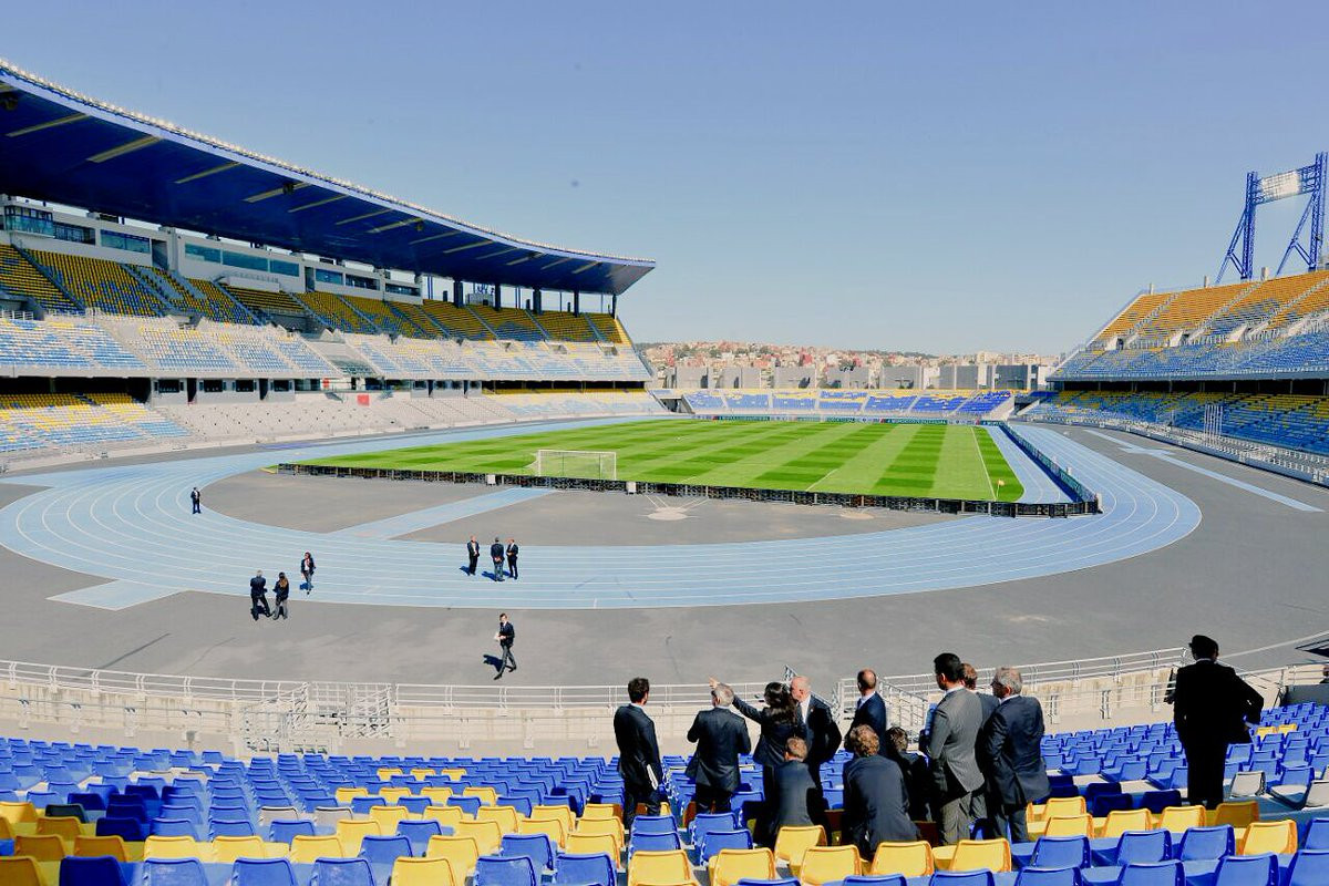 Morocco will step in to host the 2019 African Games ©Twitter