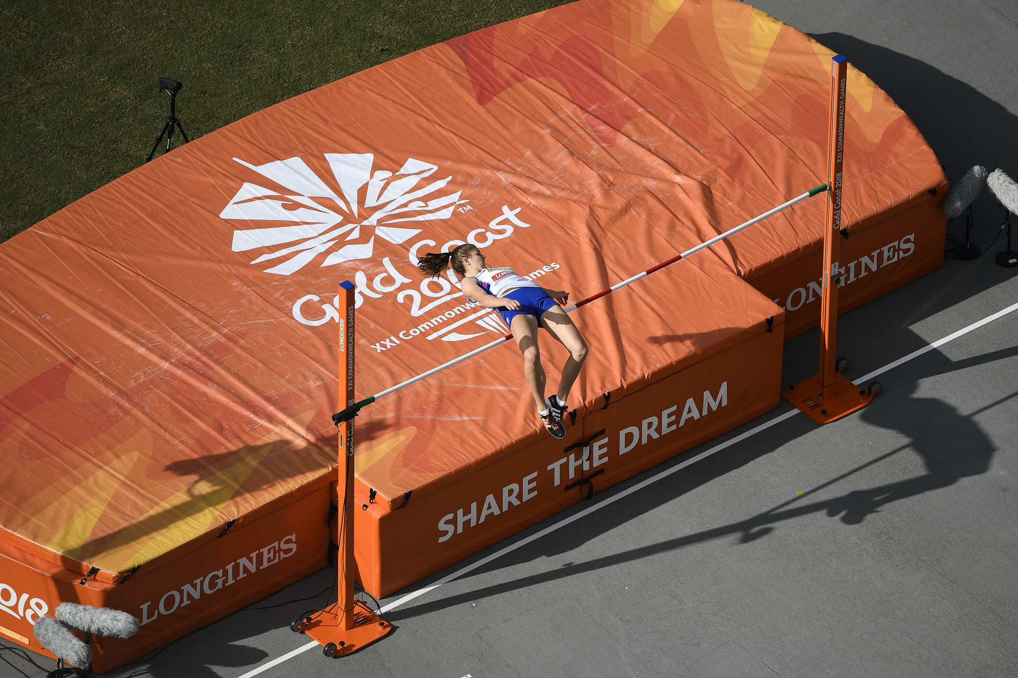 Gold Coast Mayor wants city to bid for IAAF World Championships after Commonwealth Games