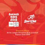 Buenos Aires 2018 sign sponsor to provide gym equipment during Summer Youth Olympic Games