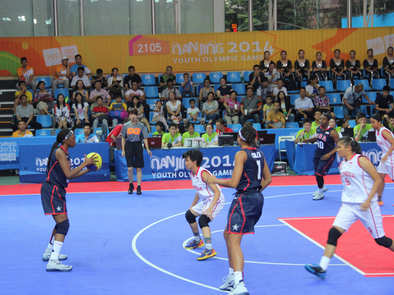 United States select 3x3 basketball teams for Buenos Aires 2018