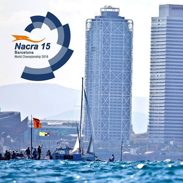 The Nacra 15 World Championships offer qualification places for this year's Summer Youth Olympic Games in Buenos Aires ©nacra15class