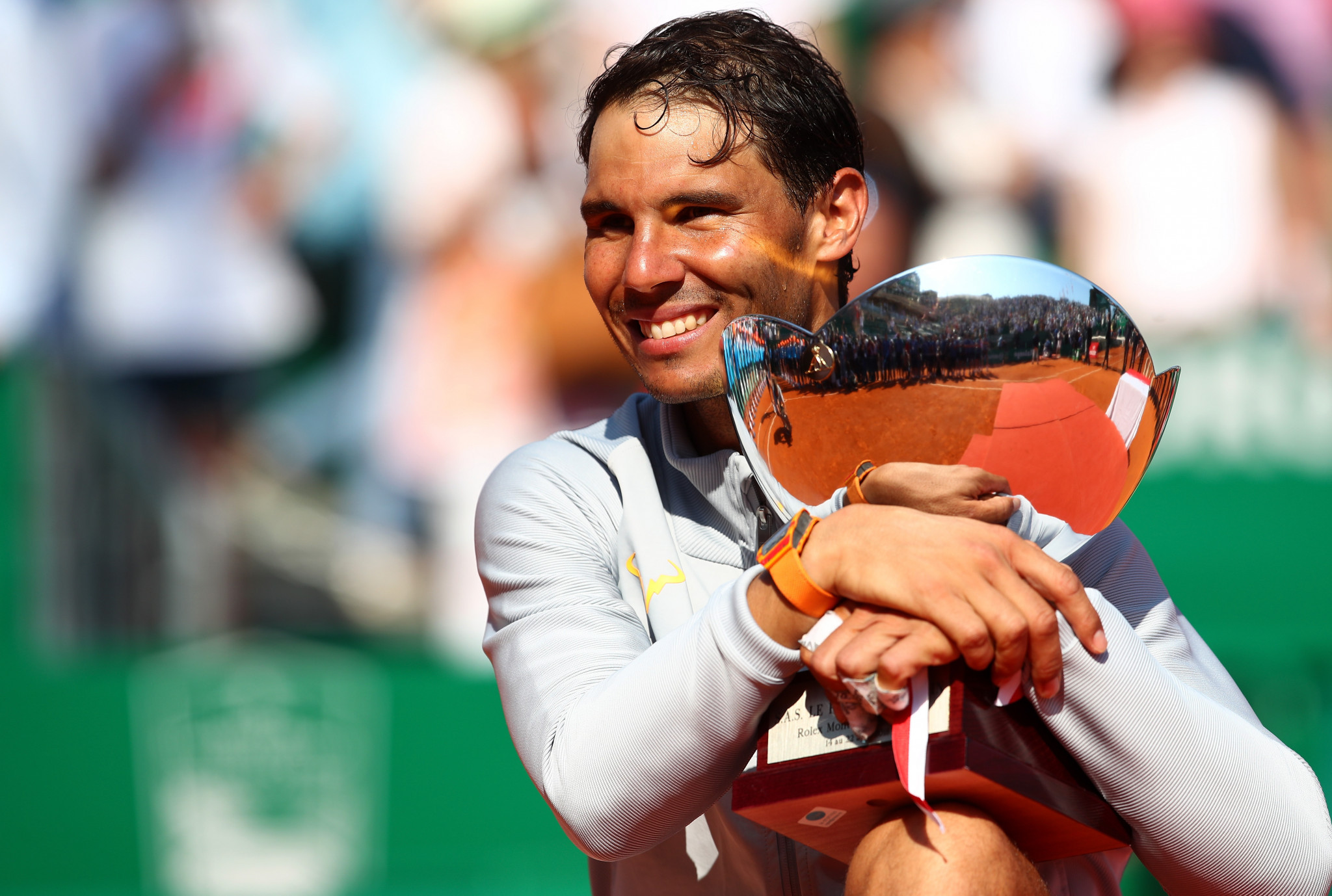 Nadal remains world number one after beating Nishikori in Monte Carlo Masters final