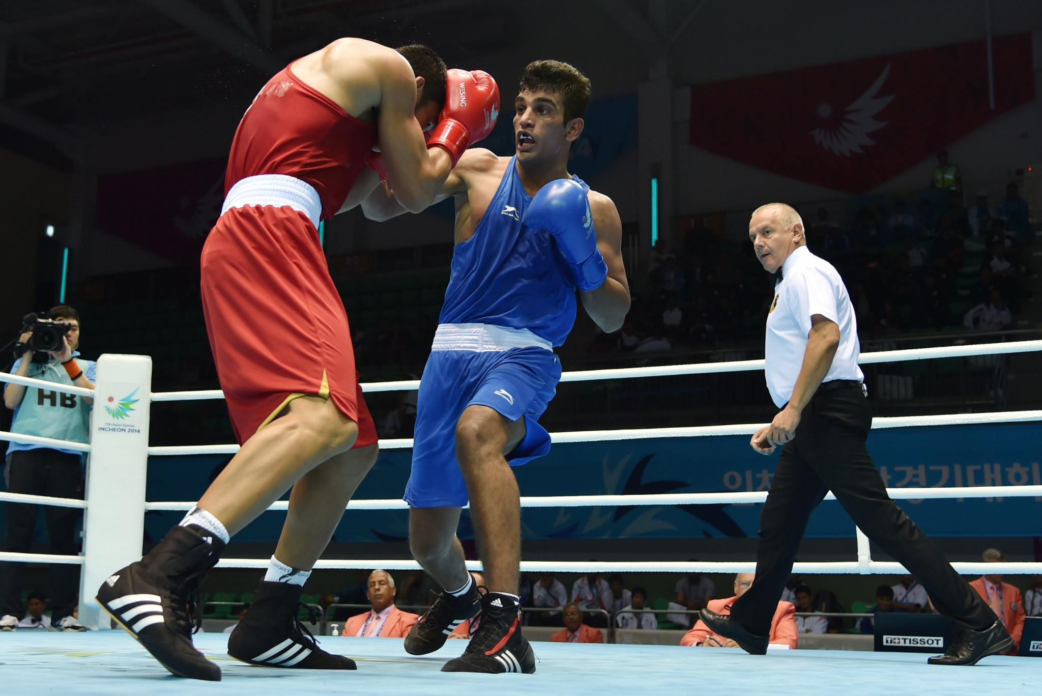 Indian Tigers claim second straight World Series of Boxing victory
