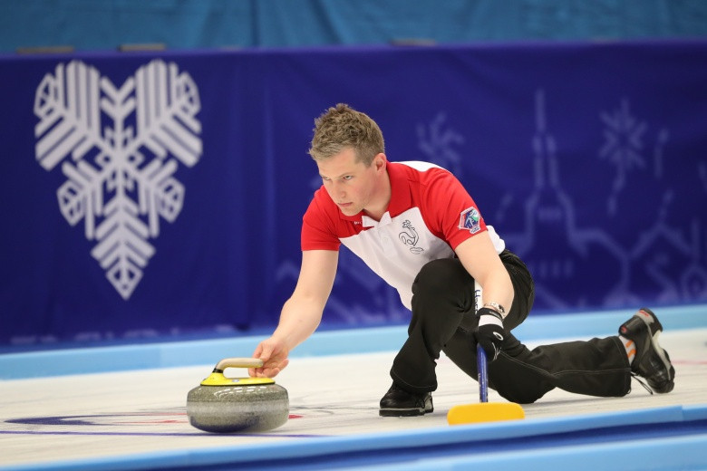 Switzerland survive scare in victory over Australia at World Mixed Doubles Curling Championship