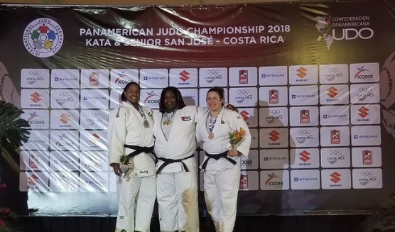 Cuba the dominant force at Pan American Judo Championships in Costa Rica