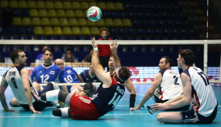 Hosts Iran maintain unbeaten record in World Super 6 sitting volleyball tournament