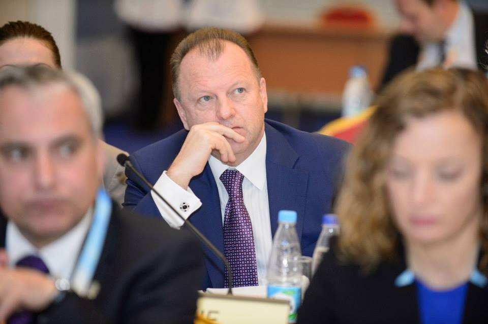 SportAccord President Marius Vizer sent shockwaves through the Olympic Movement after verbally attacking Thomas Bach at the SportAccord Convention in Sochi