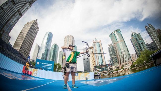 Archery World Cup to make traditional start in Shanghai