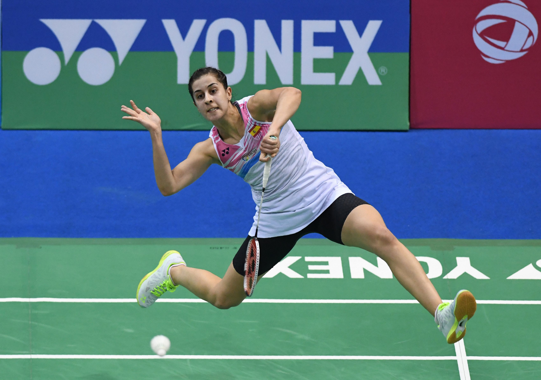 Olympic champion Marin hoping for home triumph at European Badminton Championships