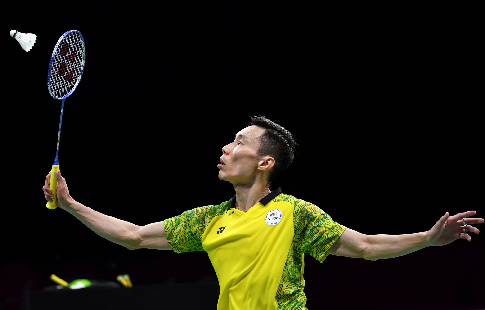 Malaysia's Lee Chong Wei is among the headline names due to participate at the Badminton Asia Championships in Wuhan ©Getty Images