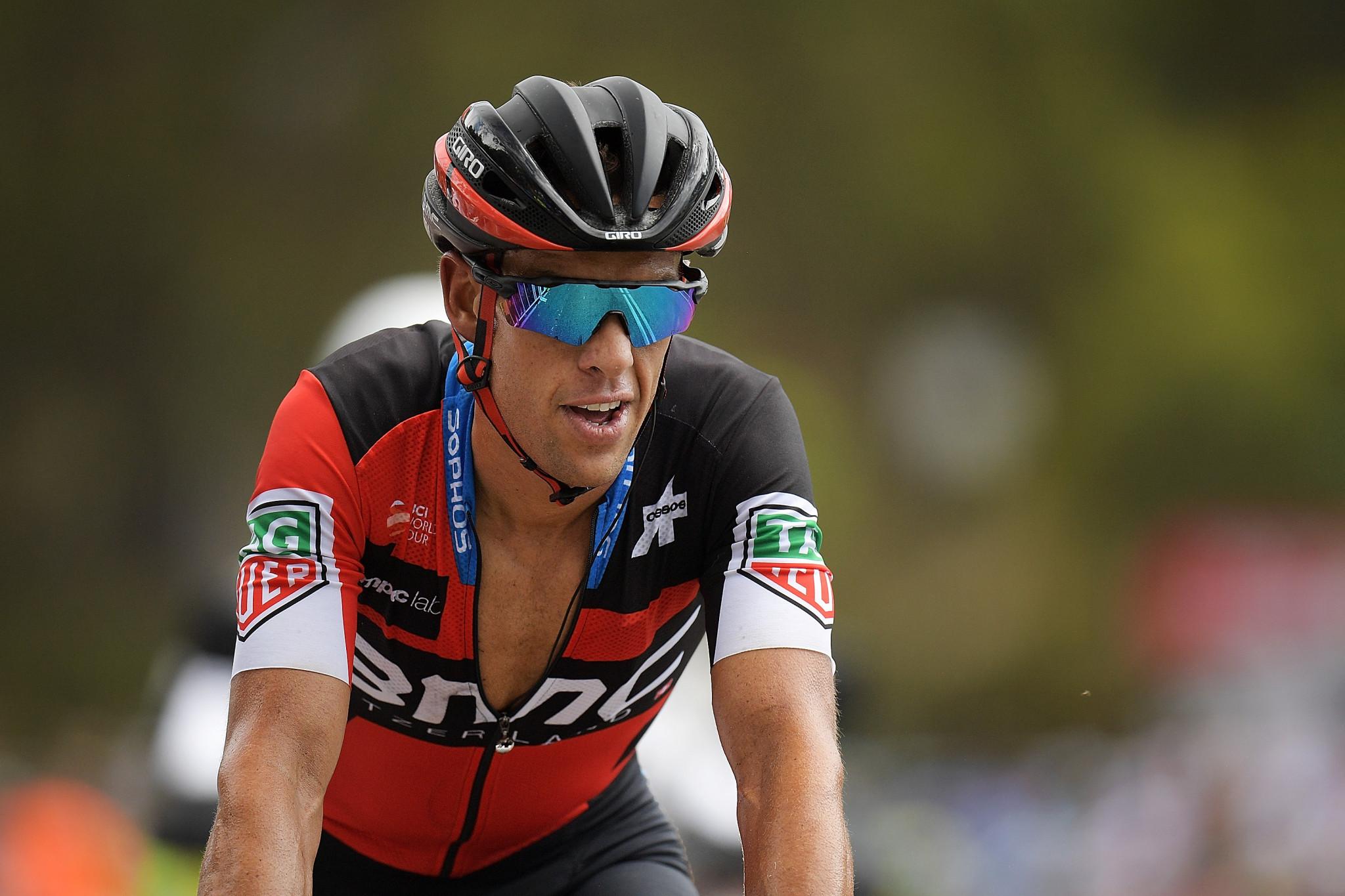 Porte playing down prospects of defending Tour de Romandie title