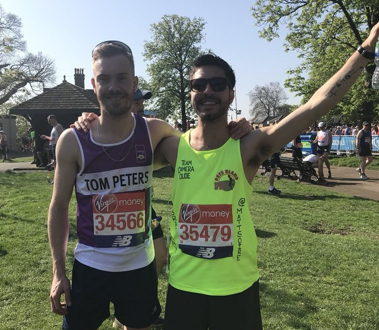 Professional chef dies after collapsing during London Marathon