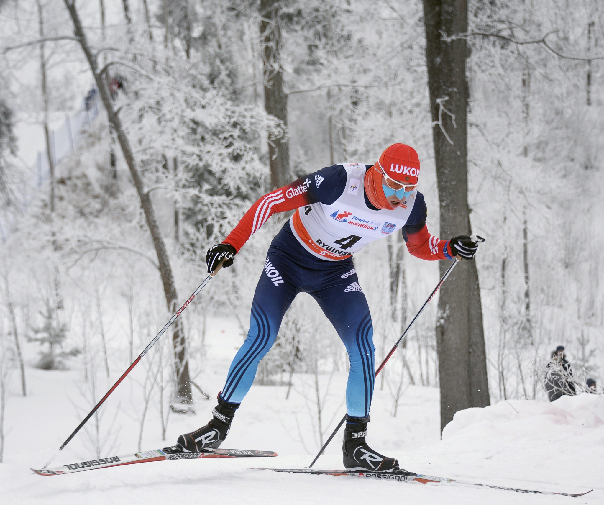 The CAS ruled there was not enough evidence to sanction cross-country Alexander Legkov ©Getty Images