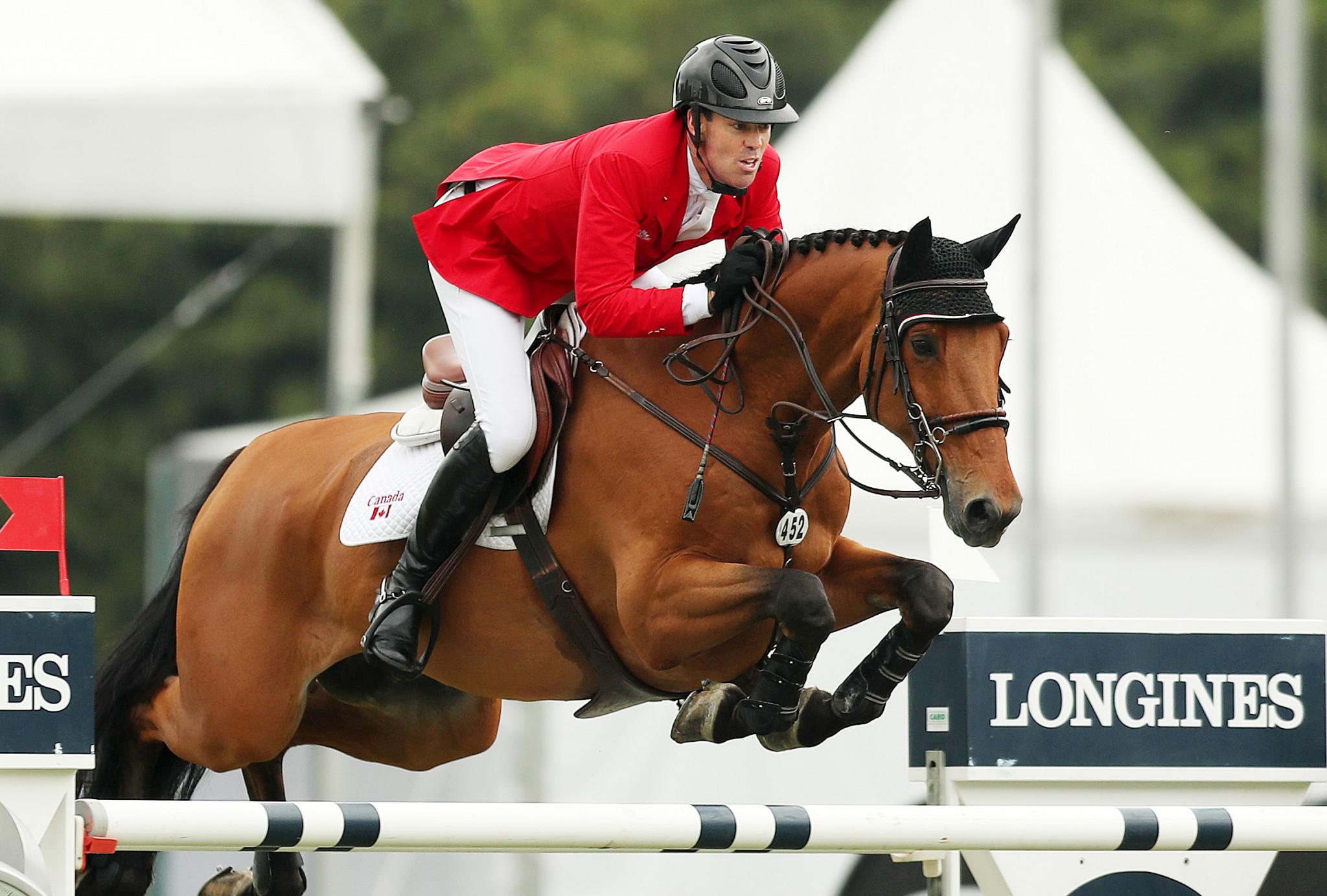Excellent performance from Millar helps Canada claim gold at FEI Jumping Nations Cup of Mexico