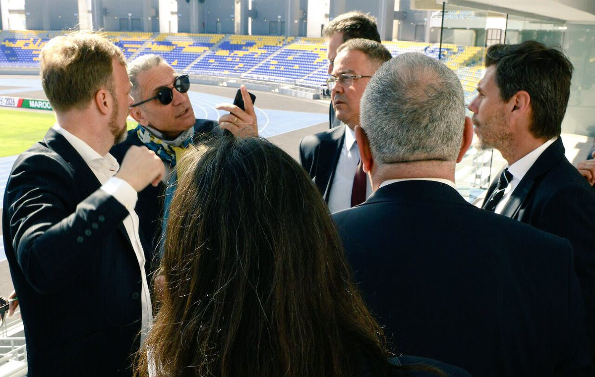 FIFA will undertake a second inspection of Morocco's bid for the 2026 FIFA World Cup this week amid further claims world football's governing body attempted to change the hosting requirements ©Morocco 2026