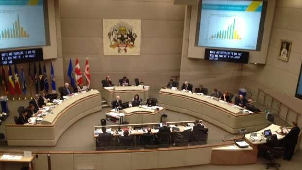 Calgary City Council vote to hold plebiscite on whether or not to bid for 2026 Winter Olympics