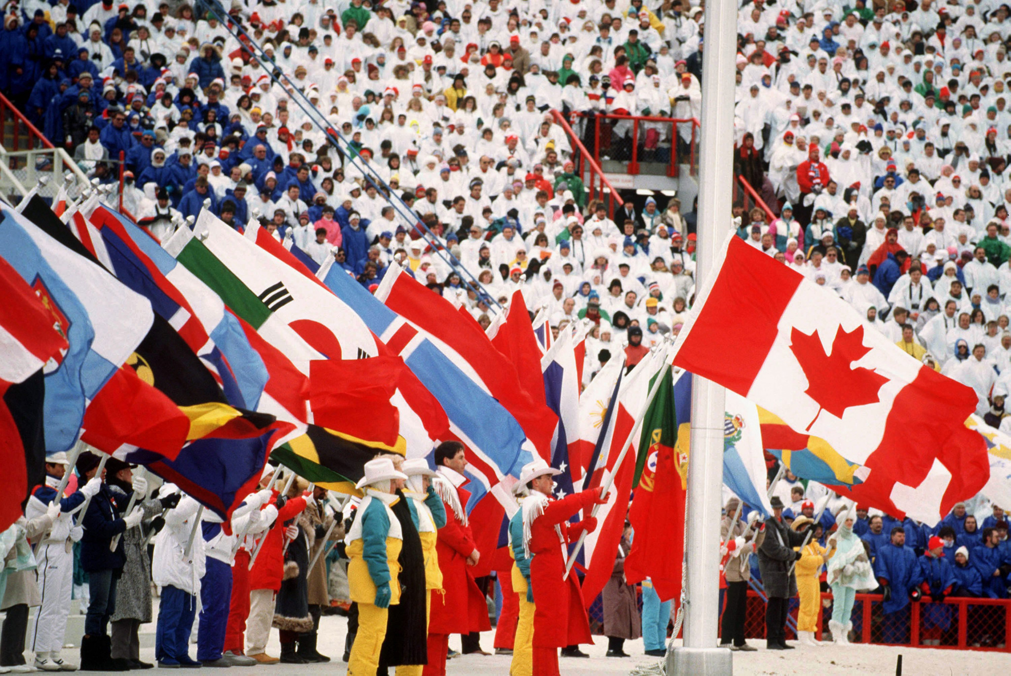 Calgary previously hosted the Winter Olympics in 1988 ©Getty Images