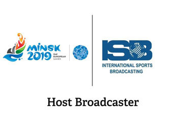 ISB appointed to sell broadcast rights for 2019 European Games in Minsk
