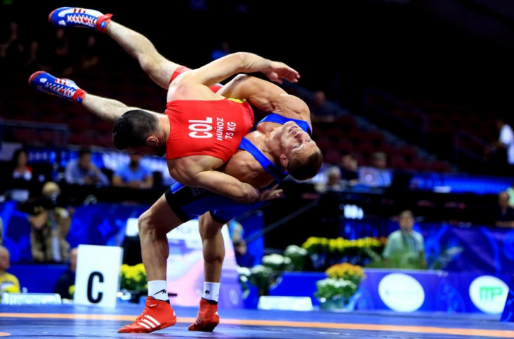 Wrestling has gone from strength to strength under the leadership of Nenad Lalović