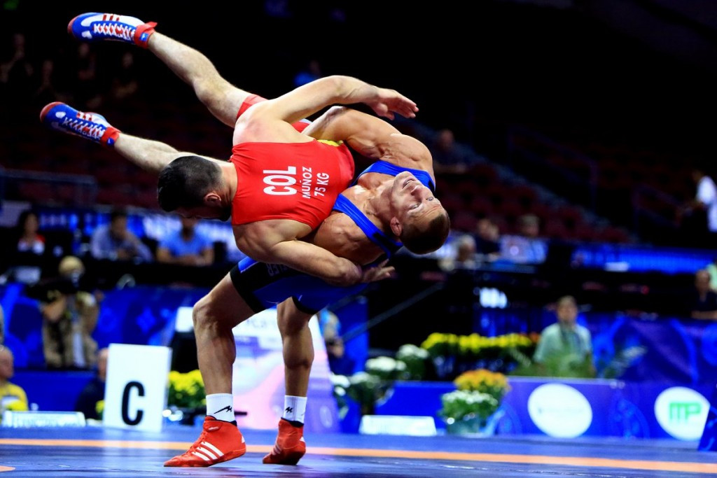 Bidding process for more than 50 major United World Wrestling events